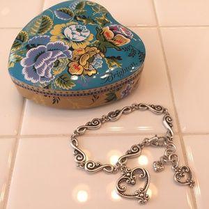 Brighton Collectibles Bracelet & Box